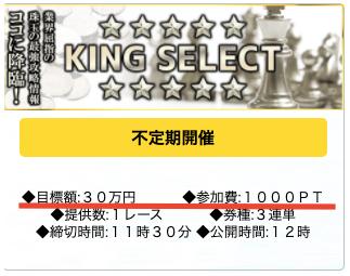 KING SELECT