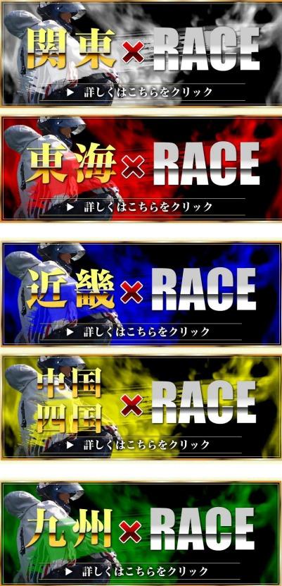 地域別レース